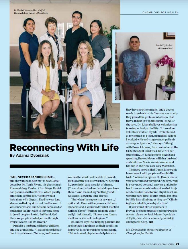 San Diego Physician Magazine Oct 2019